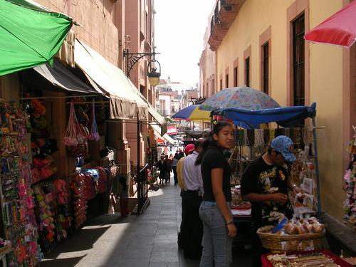 Zacatecas Commerce