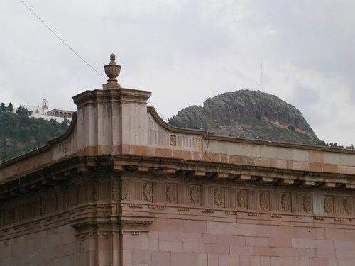 Colonial Zacatecas